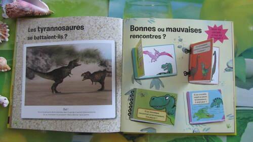 "Kididoc ""Les tyrannosaures"""