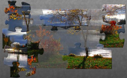 Jigsaw planet : les puzzles paysages