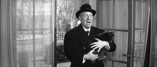 MONSIEUR - BOX OFFICE JEAN GABIN 1964