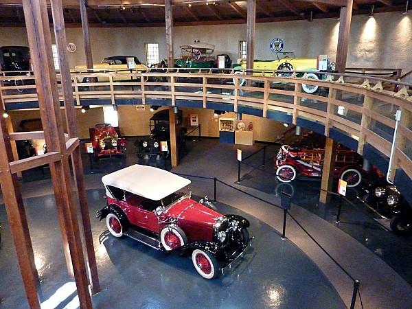 Sandwich Heritage Museum voitures 1