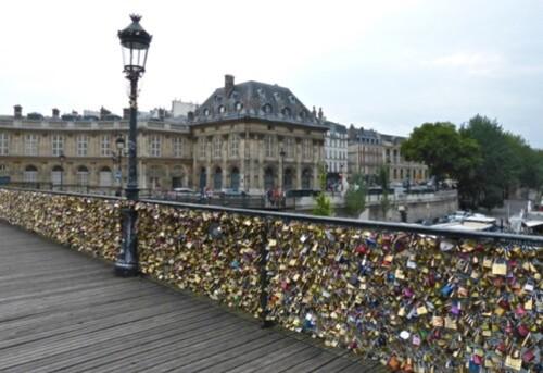 cadenas amour pont des arts 6