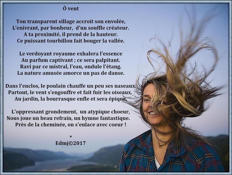 Ô vent ! (sonnet)