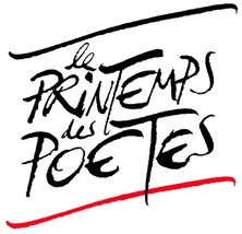 Printemps des poètes 2018