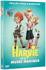 Chronique Harvie et le musée magique réalisé par Martin Kotik
