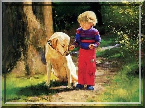 Peinture de : Donald Zolan