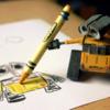 Wall-E dessinateur
