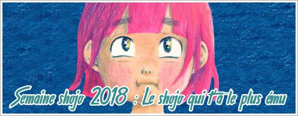 Semaine du Shojo 2018 : Quel shôjo t'a le plus ému ?