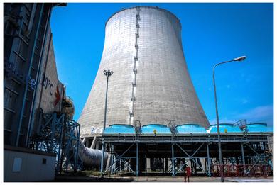 La centrale turbogas