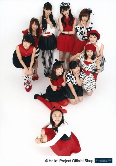 Hello! Project Maruwakari BOOK 2014 Winter
