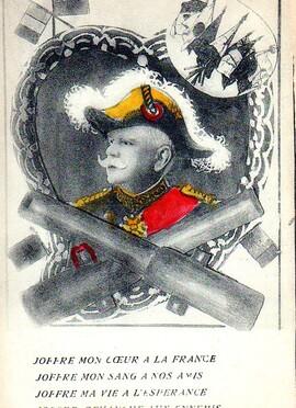 1914, Hommage au vainqueur de la Marne