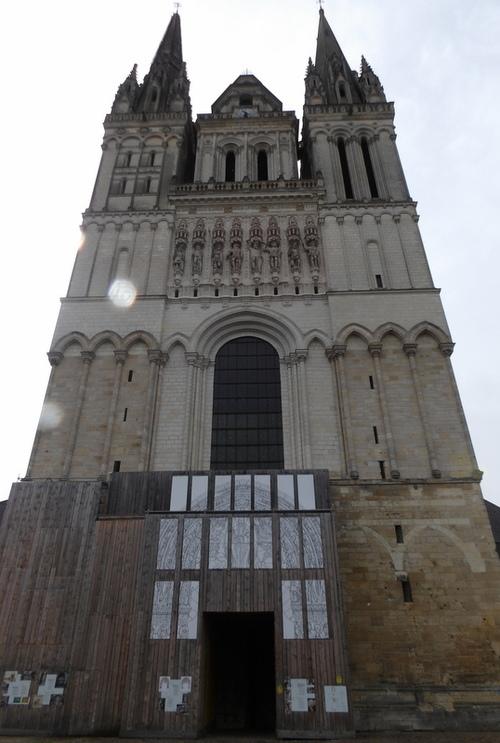 La cathédrale Saint-Maurice