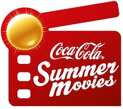 Logo Coca-Cola Summer Movies