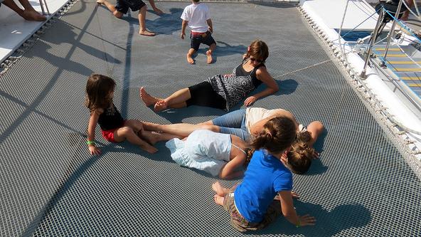 Lanzarote : La Graciosa - En catamaran