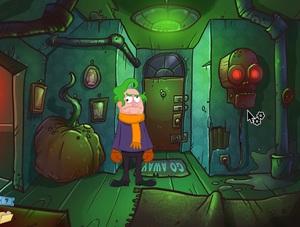Jouer à Crazy Halloween