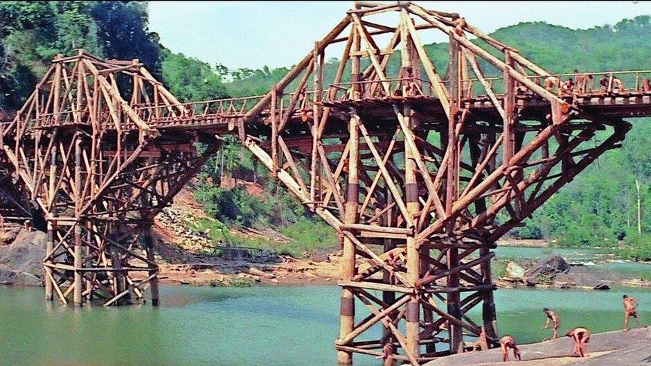 La tragédie humanitaire du pont de la rivière Kwaï