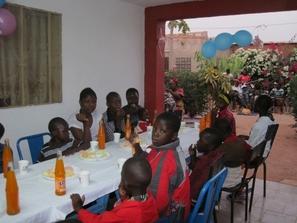 079 Banfora Fête de l'orphelinat
