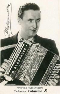 Maurice ALEXANDER ( Accordéon )