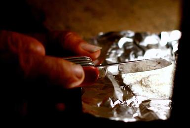 La création / réalisation de la cocaïne