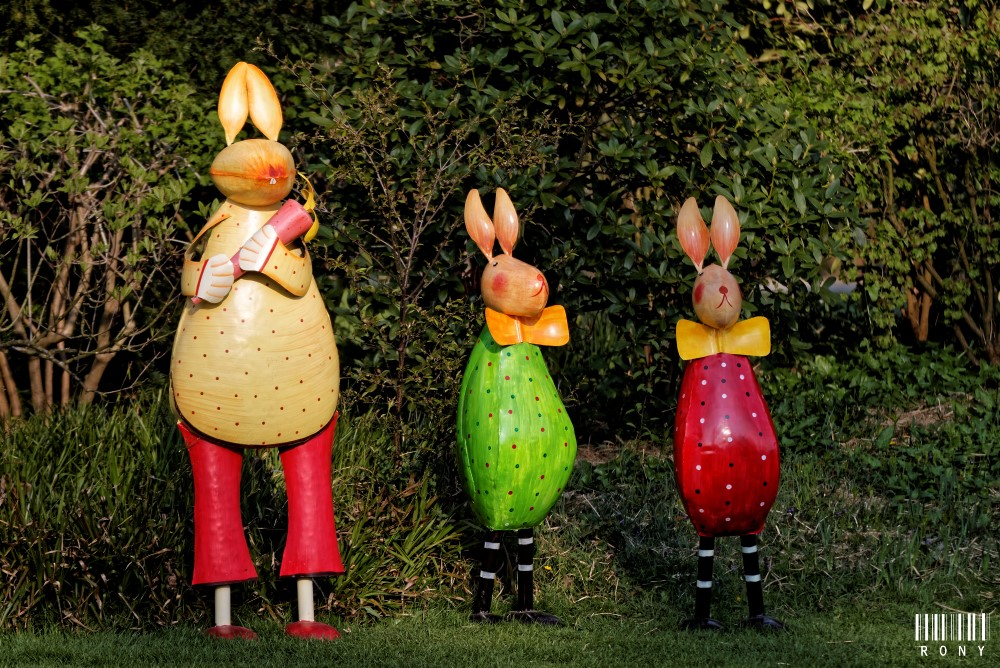 Joyeuxes fêtes de Pâques