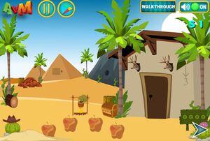 Jouer à AVM Escape thanksgiving desert