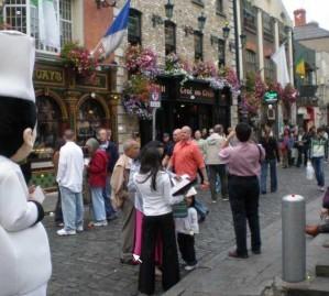 Sneaky's road trip - Dublin