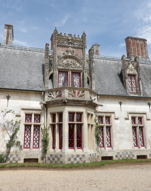Le château de Regnière-Ecluse