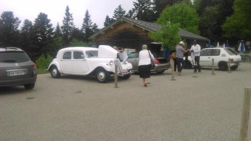 Sortie le 12 juin expo Alphonse Belmont et Belvedere du Mont du Chat