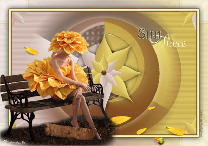 *** Sun Flowers ***