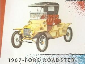 Ford Roadster 1907 RAMI JMK