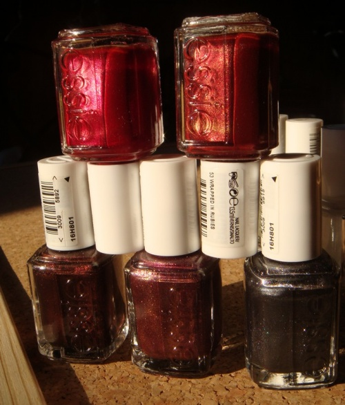 - Ma collection Essie -