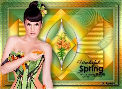 Wonderful Spring