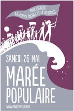 26 mai : mobilisation pour l'égalité, la justice sociale et la solidarité