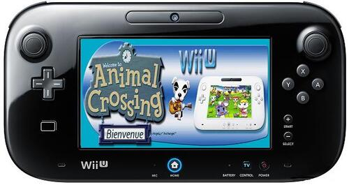 Nouvelle plate-forme du jeu Animal Crossing