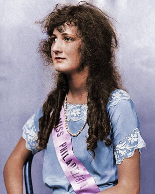 Ruth Malcomson , Miss America 1924
