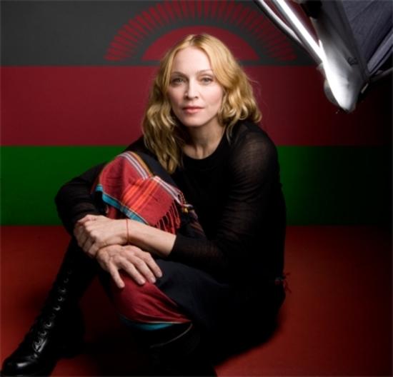 Madonna  Malawi Justice
