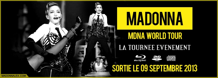 Madonna - MDNA WORLD TOUR 09 09 2013