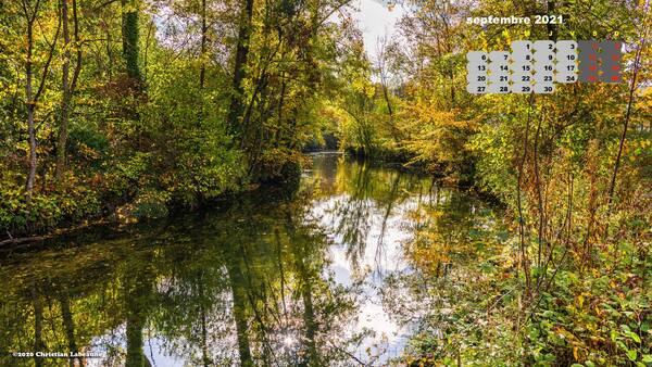 Fêtons le premier septembre, avec une très belle photo du calendrier de Christian Labeaune...