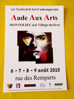 Aude aux Arts