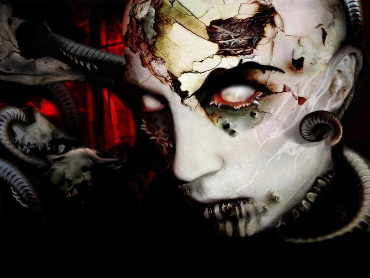 Halloween:  25 images épeurantes