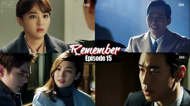 Remember - épisode 15 -