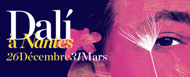 Dali à Nantes avec 300 oeuvres !