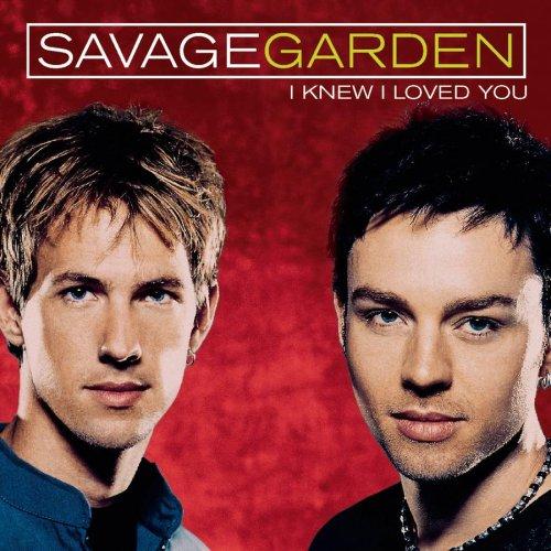 SAVAGE GARDEN - You've Got Mail MV - I Knew I Lover You  (Romantique)