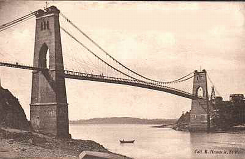 pont st hubert années 50