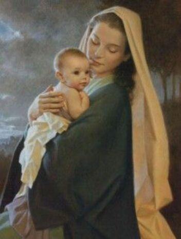 Vidéo inédite du 17 avril 2015 réalisée à Nevers auprès de la Châsse de Sainte Bernadette.