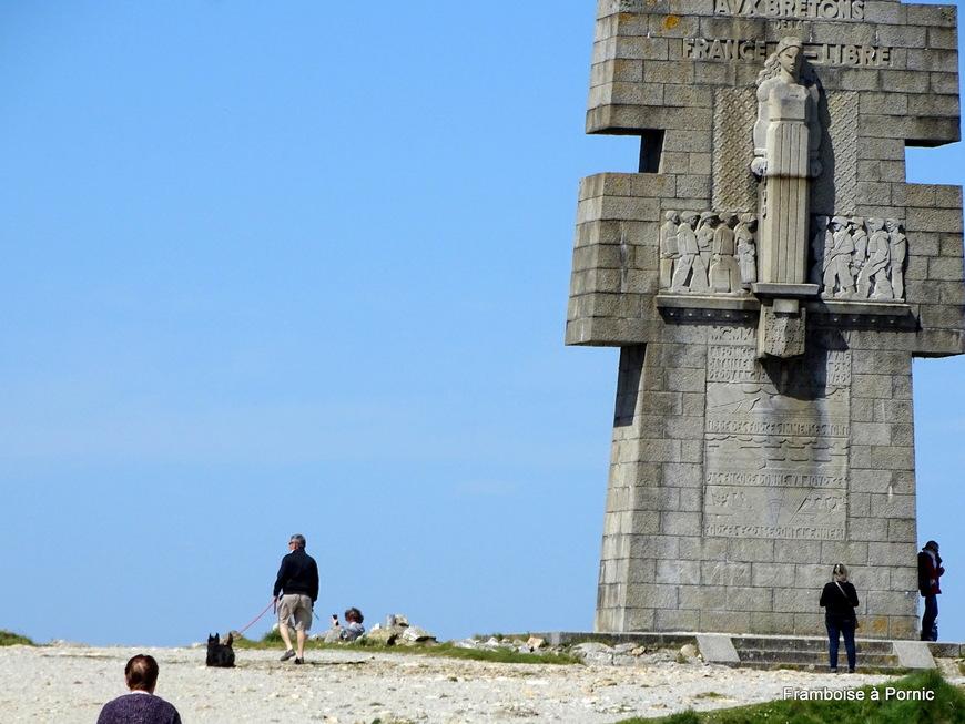 Pointe de Penn Hir - Presqu'ile de Crozon - Finistère