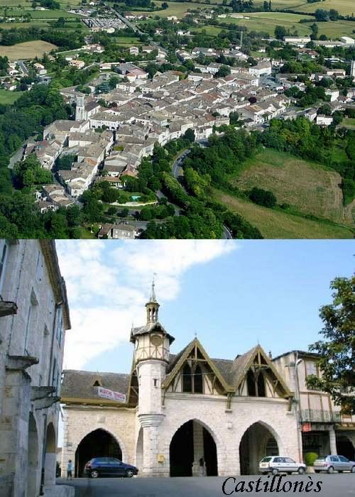 L'almanach du tour de France : Les bastides du sud-ouest