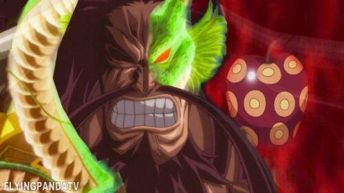 Spoils du Scan One Piece Chapitre 921 VF