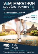 Semi Marathon Loudéac -Pontivy 2020