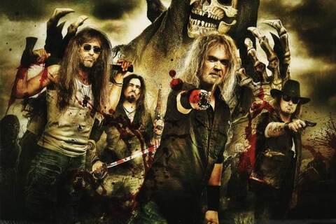 GRAVE DIGGER - Un nouvel extrait de l'album The Living Dead dévoilé