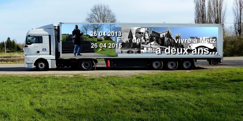 Metz / La photo du dimanche 26 avril 2015...